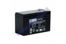 Battery for ELECTRIC BICYCLE , KIDS ELECTRIC CAR 12V 7AH DJW12-7 151x65x100