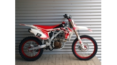 MOTOCROSS-ENDURO MOTORCYCLE 250 cc  WRX  21/18 WHEELS AIR-COOLED ELECTRIC STARTER (PLEASE CONTACT FOR THE SENDING TERMS AND PRICE: PARDUOTUVE@HERADAS.LT)