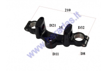 FORK BRACE CLAMP FOR ELECTRIC MOTOR SCOOTER CITYCOCO TOP Citycoco ES8004, ES8008