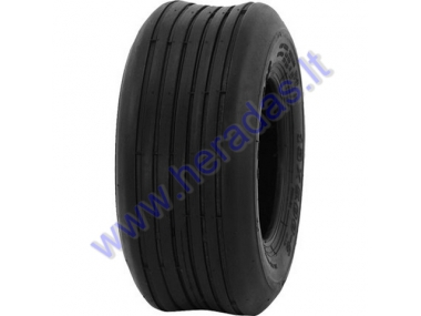TYRE FOR VEHICLE, TRACTOR, MINI TRACTOR REAR 150/60-6 13X5.00-6 P508