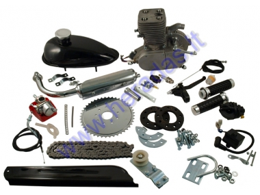 MOTORIZED BICYCLE 100CC ENGINE SET