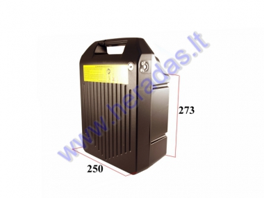 BATTERY FOR ELECTRIC MOTOR SCOOTER, LITHIUM BATTERY 60V 40AH Fit to CITYCOCO. PLACED UNDER THE SEAT. ES8008