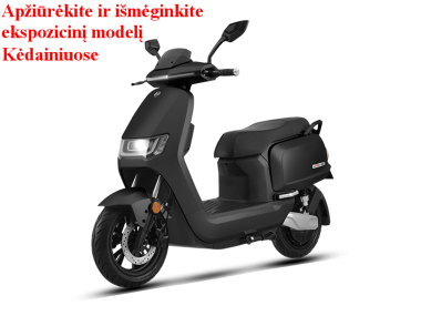 Motor scooter  ROBO  72V  3KW with Li-on battery
