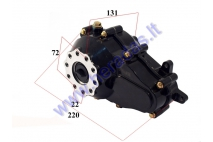 TRANSMISSION GEARBOX (REDUCER) FOR Electric trike mobility scooters MS03 MS04