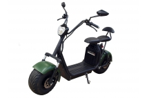 ELECTRIC MOTOR SCOOTER CITYCOCO 1500WAT. Not registered.