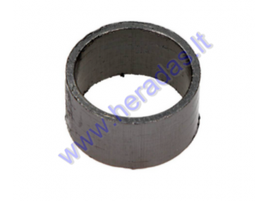 EXHAUST RING FOR MOTOCYCLE MUFFLER 38X44X24