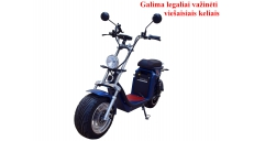 ELECTRIC MOTOR SCOOTER CITYCOCO  3900WAT . CAN BE REGISTRATED.