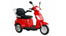 Electric trike scooter, mobility scooter Electron MS03 900W (Please contact for the sending terms and price: parduotuve@heradas.lt)