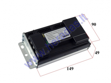 CONTROLLER FOR ELECTRIC SCOOTER 60V 1500WAT  FOR CITYCOCO ES8004 models from 2020.11