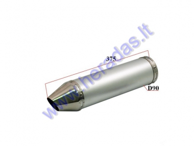 Muffler for scooter 50cc GY6