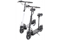 Electric kick scooter with seat EFLUX LITE SIX 500W 48V 15.6AH 35km/h