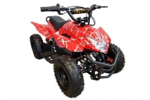 ELECTRIC QUAD BIKE GEPARD SUPER EDITION  500w. 48V with BRUSHLESS MOTOR