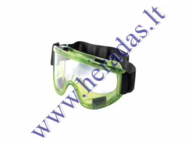 SAFETY GOGGLES CLEAR LENS , UV resistant