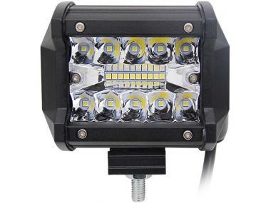 ADDITIONAL LOW AND HIGH BEAM 60W Current: 9V-32V 95x73x55 mm IP68