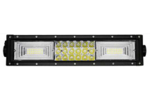 ADDITIONAL LOW AND HIGH BEAM 216W  LED BAR Current: DC 9V-30V 36cm spot/flood IP67,Cree