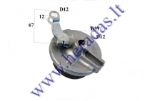 DRUM BRAKE COVER FRONT