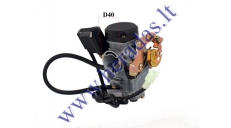 CARBURETOR FOR SCOOTER 50cc GY6 (plastic base)