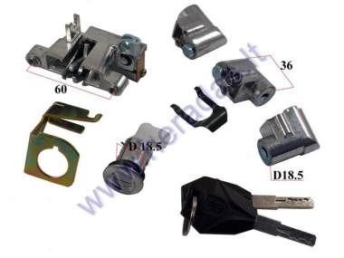 KEY SWITCH KIT FOR ELECTRIC MOTOR SCOOTER FIT TO CITYCOCO ES8008