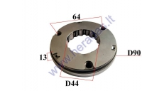 STARTER CLUTCH FOR MOTOCYCLE MTL250 Motoland D90 200-250cc