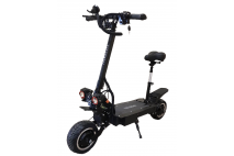 ELECTRIC SCOOTER ULTRON  T108 11 inches tyres 60V 3200W 30Ah Li-on batery Max speed 85km/h (2x1600W)