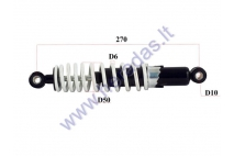 Rear shock absorber for motocycle L2760 sp6