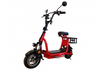 ELECTRIC MOTOR SCOOTER, ELECTRIC KICK SCOOTER, 48V 400WAT 15Ah  PIXI