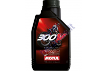 MOTOR OIL FOR 4-STROKE QUAD BIKE ENGINES MOTUL 300V FL OFF ROAD  15W60 1l