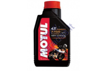 MOTOR OIL FOR 4-STROKE QUAD BIKE ENGINES MOTUL 7100 10W50 1L