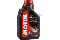 MOTOR OIL FOR 4-STROKE QUAD BIKE ENGINES MOTUL 7100 10W60 1l