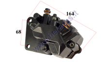 FRONT BRAKE CALIPER FOR ELECTRIC MOTOR SCOOTER ROBO