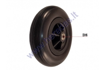 Front tyre for electric wheelchair D190. For Agile10,Agile20, COMFI