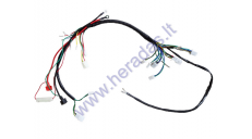 WIRING ASSEMBLY KIT (WIRE HARNESS) FOR QUAD BIKE 125CC