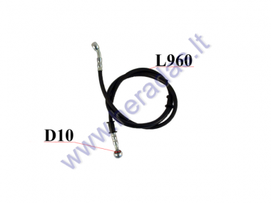 FRONT BRAKE HOSE FOR ELECTRIC SCOOTER MIKU MAX