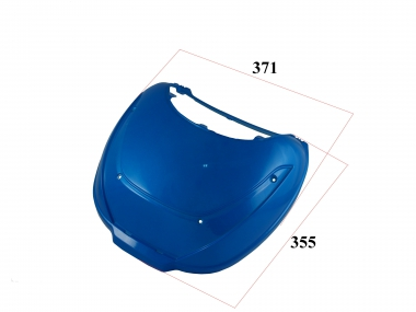 Plastic for trunk for scooter EPICO