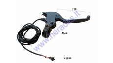 RIGHT BRAKE LEVER FOR ELECTRIC SCOOTER  FOR PIXI, DUDU