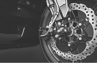 Moto, keturračių dalys