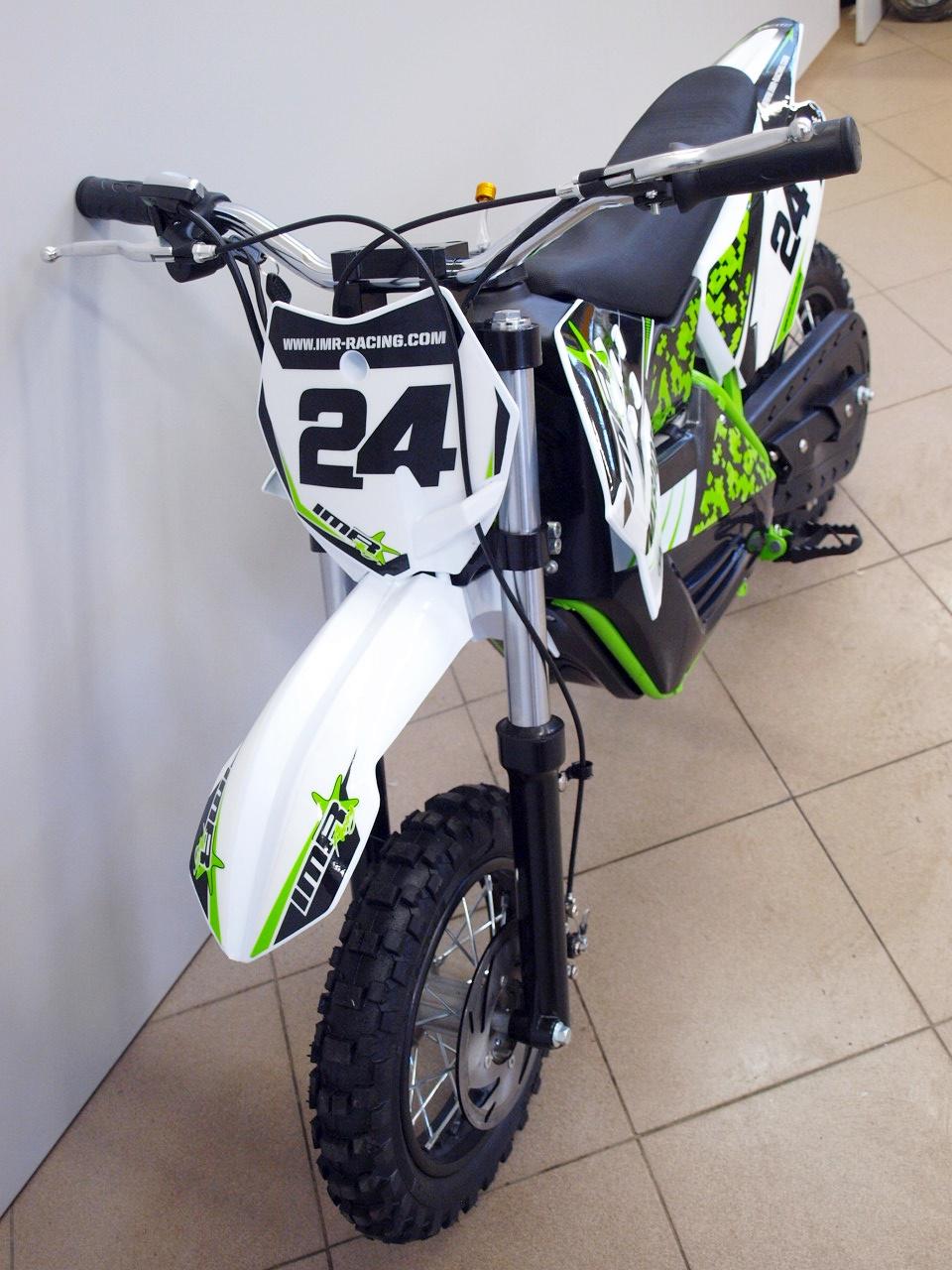 Electric Mini Dirt Bike Motocross Bike Mx800e 800w