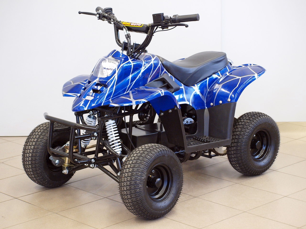 24 Hour Tire >> ELECTRIC QUAD BIKE 1000WAT CRUSADER SUPER EDITION