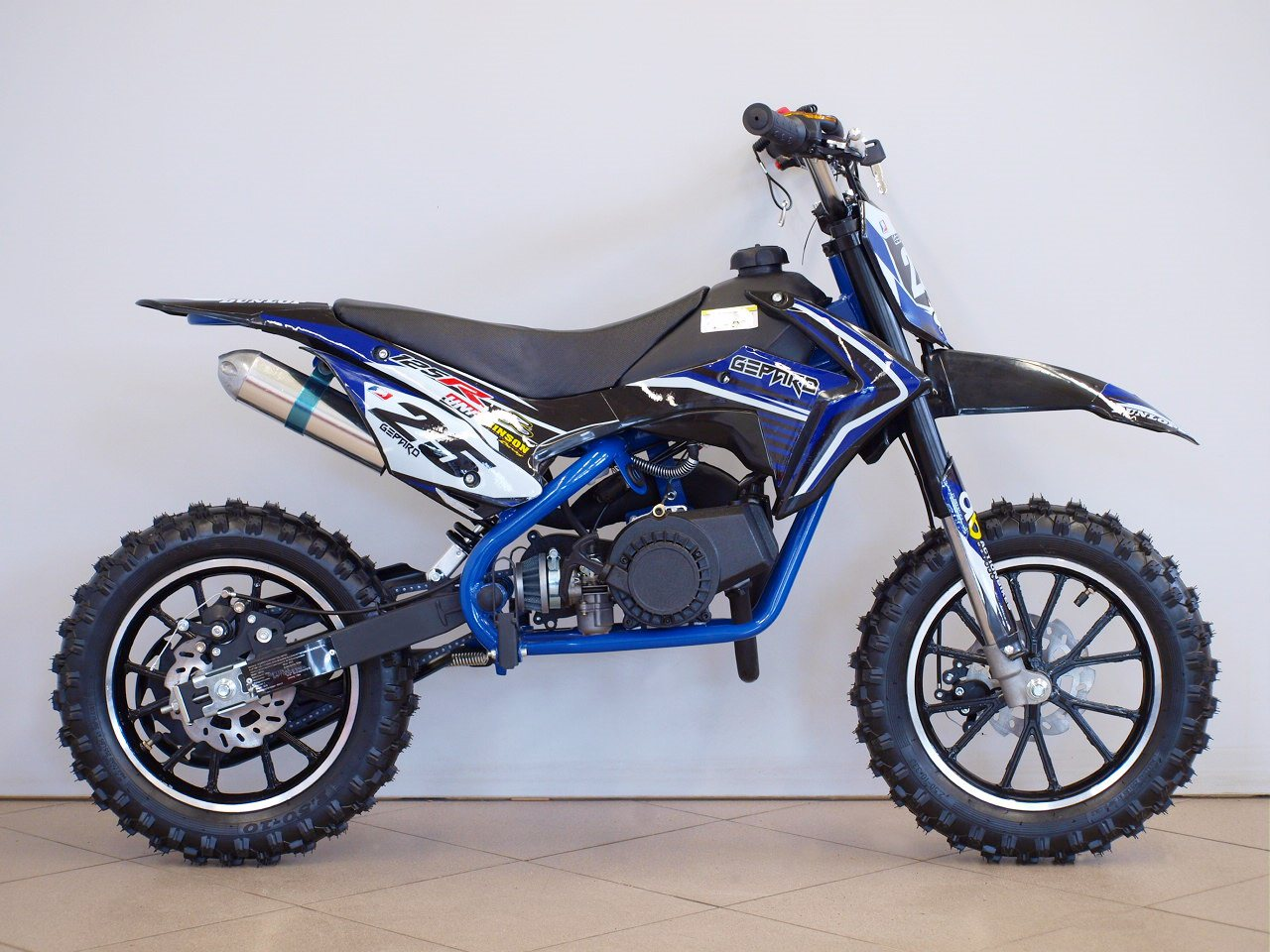 Mini Dirt Bike Motocross Bike 50cc Kross Gepard