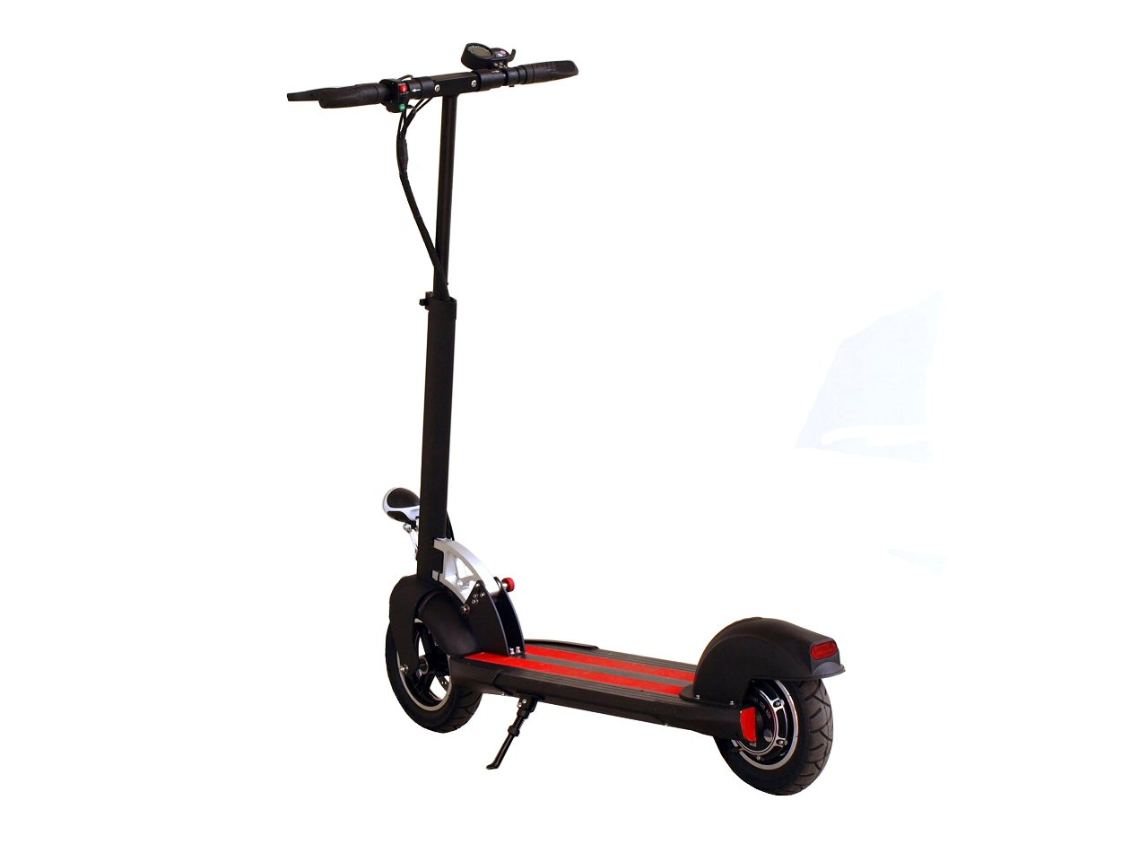 24 Hour Tire >> Electric scooter 36V 250W 8Ah Lithium ion battery